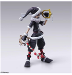 Kingdom Hearts II Bring Arts Actionfigur Sora Christmas Town Ver. 15 cm