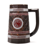 Game of Thrones Bierkrug Targaryen