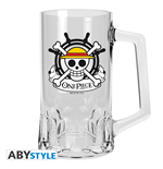 Krug One Piece Beer Tankard Skull Luffy