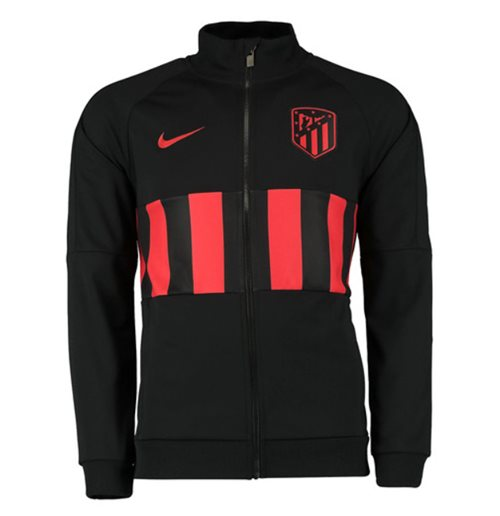 Atletico Madrid Sweatshirt 2019-2020 (Schwarz)