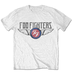 Foo Fighters  T-Shirt unisex - Design: Flash Wings