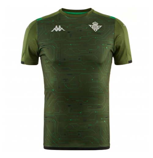 Real Betis T-Shirt 2019-2020 (Grün)
