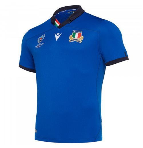 Italien Rugby Trikot 2019-2020 Home