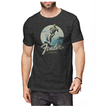 Fender T-Shirt unisex - Design: Surfer