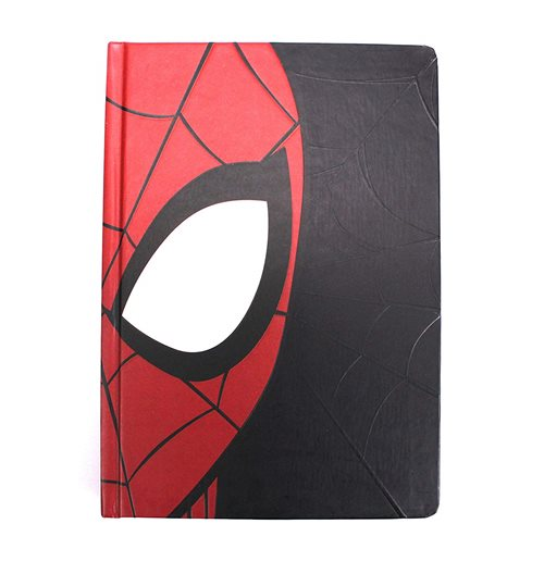 Notizbuch Spiderman 357791
