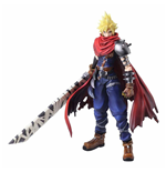 Final Fantasy VII Bring Arts Actionfigur Cloud Strife Another Form Ver. 18 cm