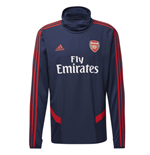 Arsenal Sweatshirt 2019-2020 (Marineblau)