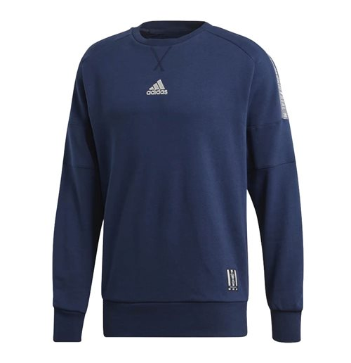 Real Madrid Sweatshirt 2019-2020 (Marineblau)
