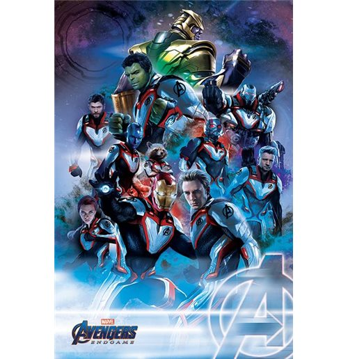Poster The Avengers 360324
