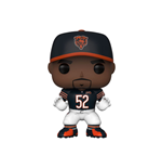 NFL POP! Football Vinyl Figur Khalil Mack (Bears) 9 cm