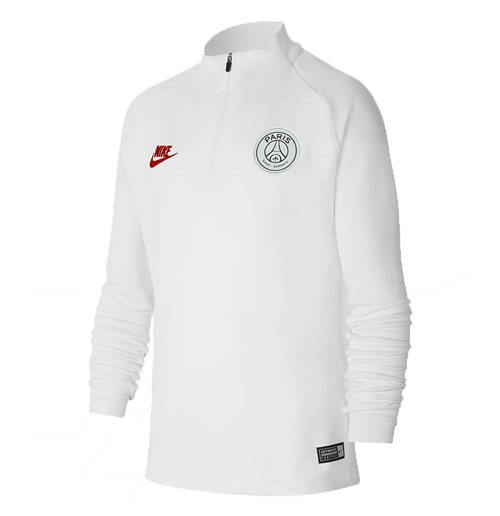 Paris Saint-Germain Sweatshirt 2019-2020 (Weiss)
