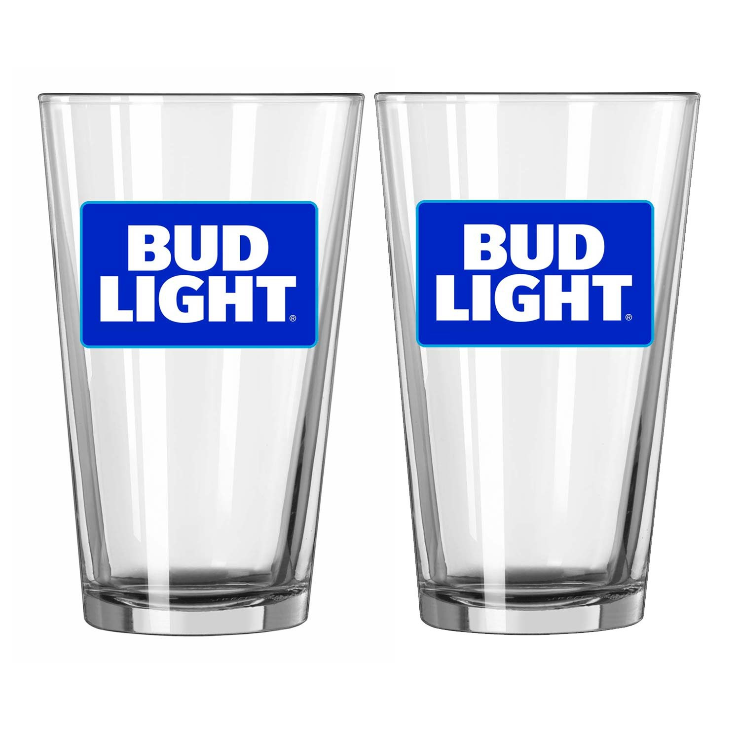 Bud Light Glas
