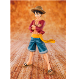One Piece Zero Straw Hat Luffy Figur