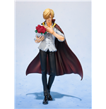 One Piece Zero Sanji Whole Cake Island Figur