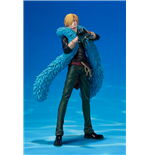 One Piece Zero 20TH Diorama 7 Sanji Figur