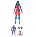 Dc Comics Icons Atomica Deluxe Af Actionfigur