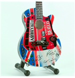 Mini Guitar The Beatles Tribute Abbey Rd