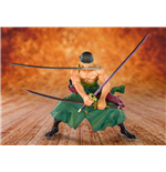 One Piece Zero Pirate Hunter Zoro Figur