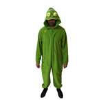 Schlafanzughose Rick and Morty  Ex Adult Onesie Pickle Rick Onesie