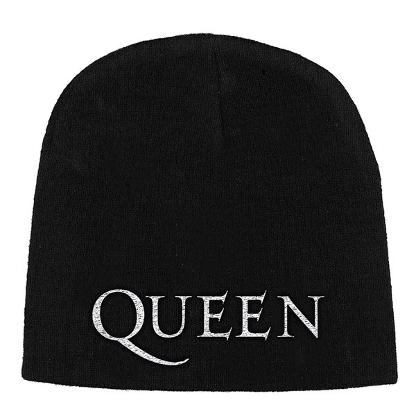 Kappe Queen Knitted Ski Hats Logo (EMBROIDERED)