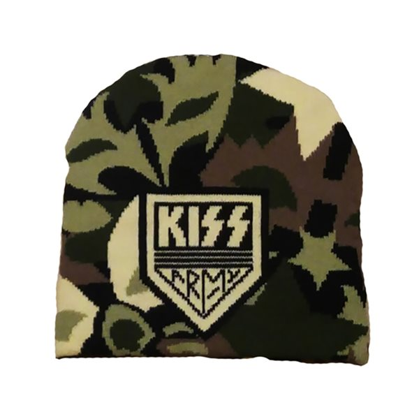 Kiss Kappe ARMY