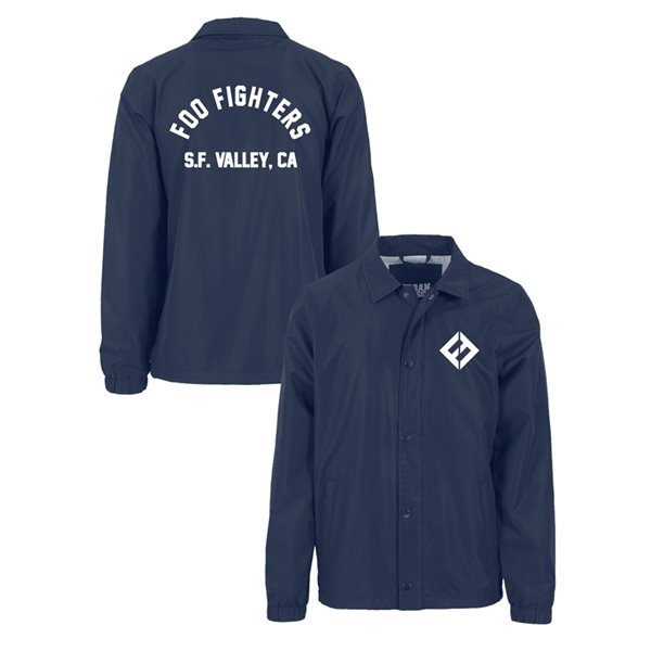 Foo Fighters Jacke EQUAL LOGO