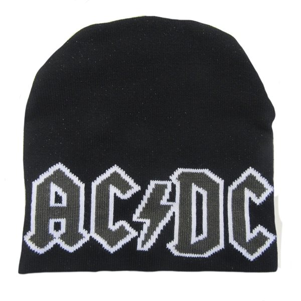 AC/DC Kappe BACK IN BLACK