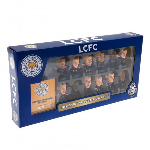 Leicester City F.C. Actionfigur SoccerStarz Team Pack