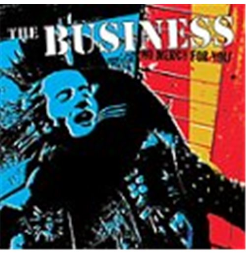 Vinyl Business, The - No Mercy For You (Re-Issue)