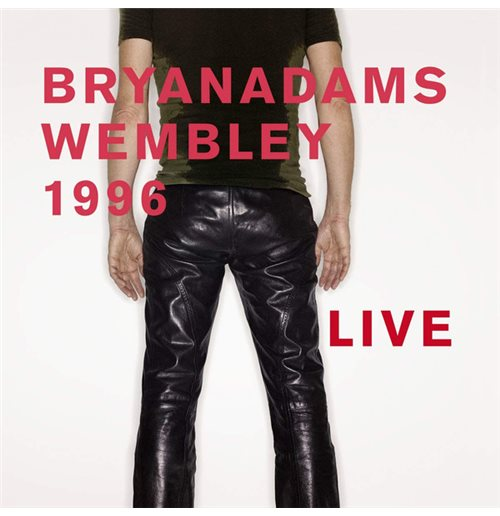 Vinyl Bryan Adams - Wembley 1996 Live (Ltd.White 3Lp)