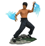 Bruce Lee Gallery Water Pvc Figure Statue
