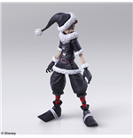 Kh Ii Bring Arts Sora Christmas Town Ver Actionfigur