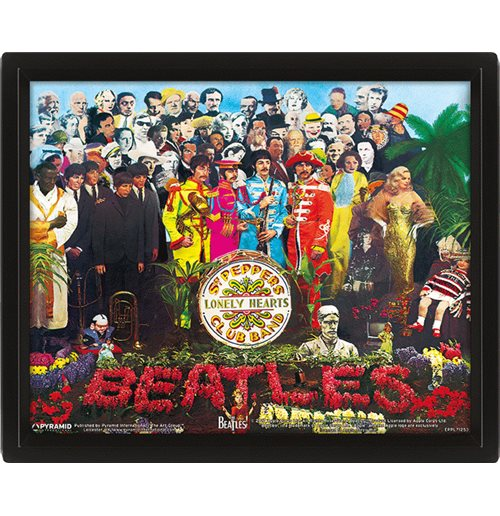 Poster The Beatles 372593
