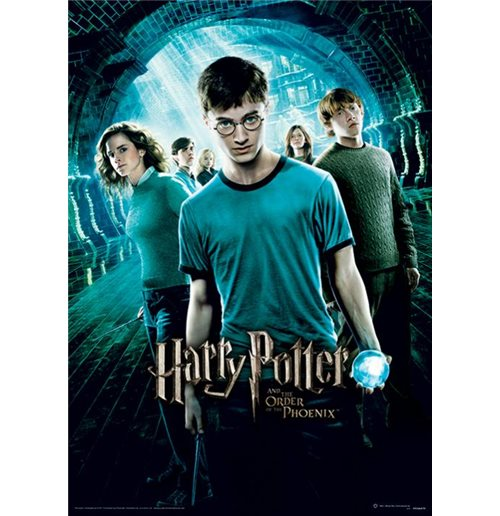 Poster Harry Potter  372744