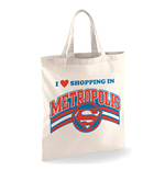 Superman  Einkaufstasche- Design: Shopping In Metropolis