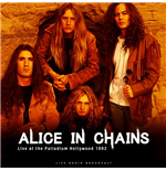 Vinyl Alice In Chains - Best Of Live At The Palladium Hollywood 1992