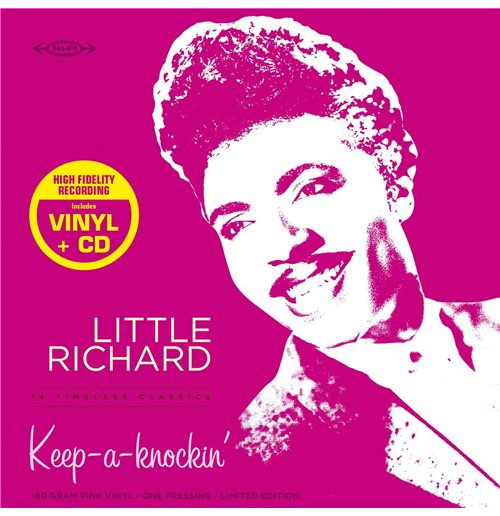 Vinyl Little Richard - The Very Best Of (Pink Vinyl) (Lp+Cd)