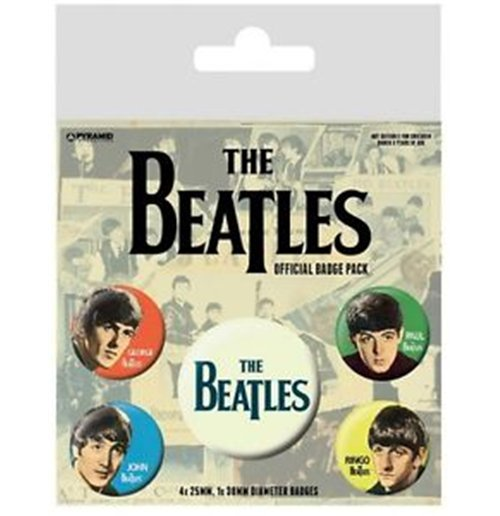 Brosche The Beatles 373455