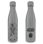 Star Wars Trinkflasche Han Carbonite