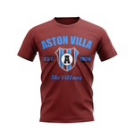 Aston Villa T-Shirt (Bordeaux)