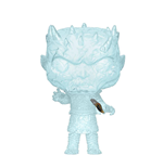 Game of Thrones POP! Television Vinyl Figur Crystal Night King w/Dagger in Chest 9 cm