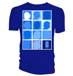 T-Shirt Doctor Who  376503