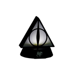 Harry Potter 3D Icon Lampe Deathly Hallows 10 cm