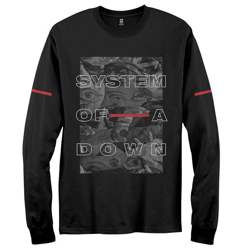 Longsleeve Trikot System of a Down 377898