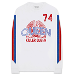 langärmeliges T-Shirt Queen 380214