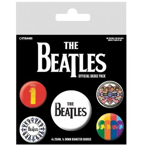 Brosche The Beatles 380754