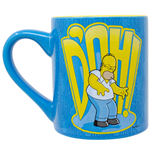 Die Simpsons  Tasse