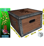 The Legend Of Zelda Chest Storage Box Accessoires
