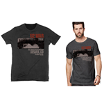 T-Shirt U2 Unisex: War Red Rocks