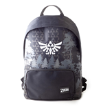 The Legend of Zelda Rucksack Black & White
